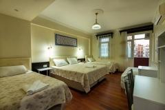 Selcuk Ephesus Centrum Hotel  Quadruple Room
