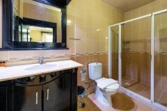 Selcuk Ephesus Centrum Hotel Bathroom Toilet