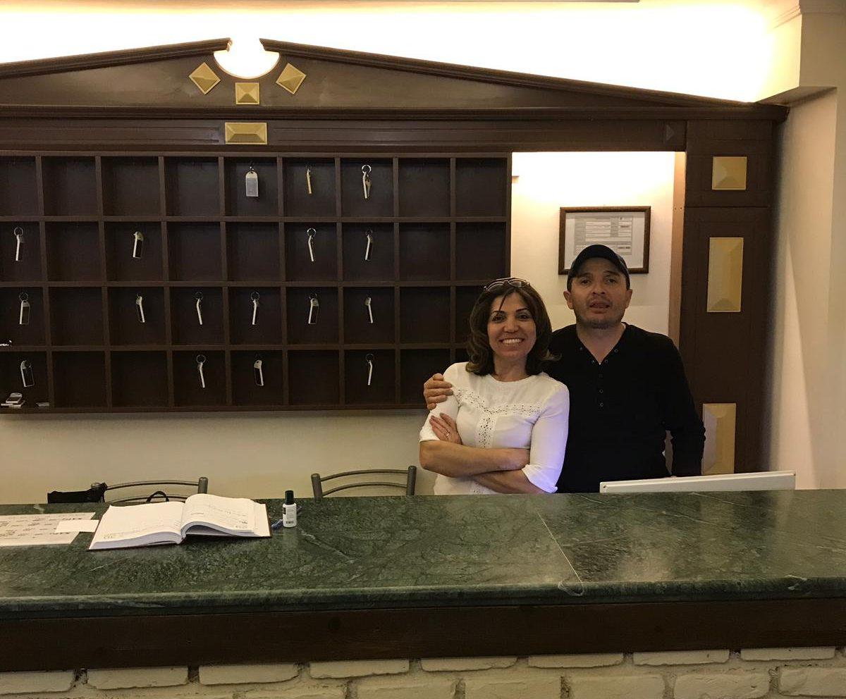 Hotel Ephesus Centrum Owners