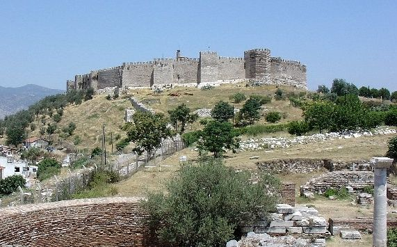 Ayasuluk Castle