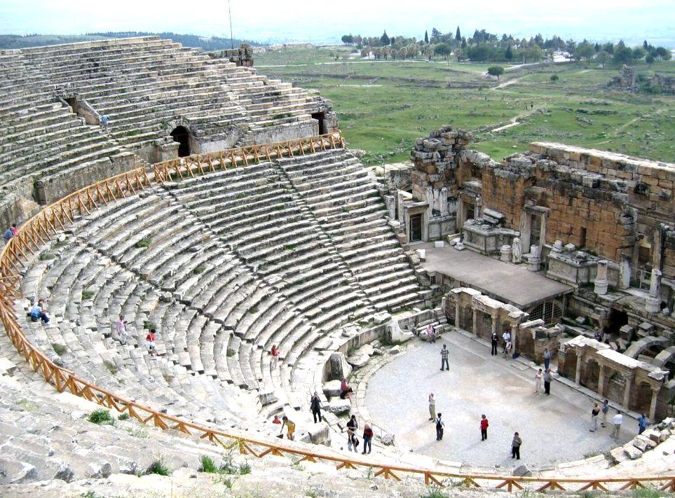 Pamukkale & Hierapolis Ancient City