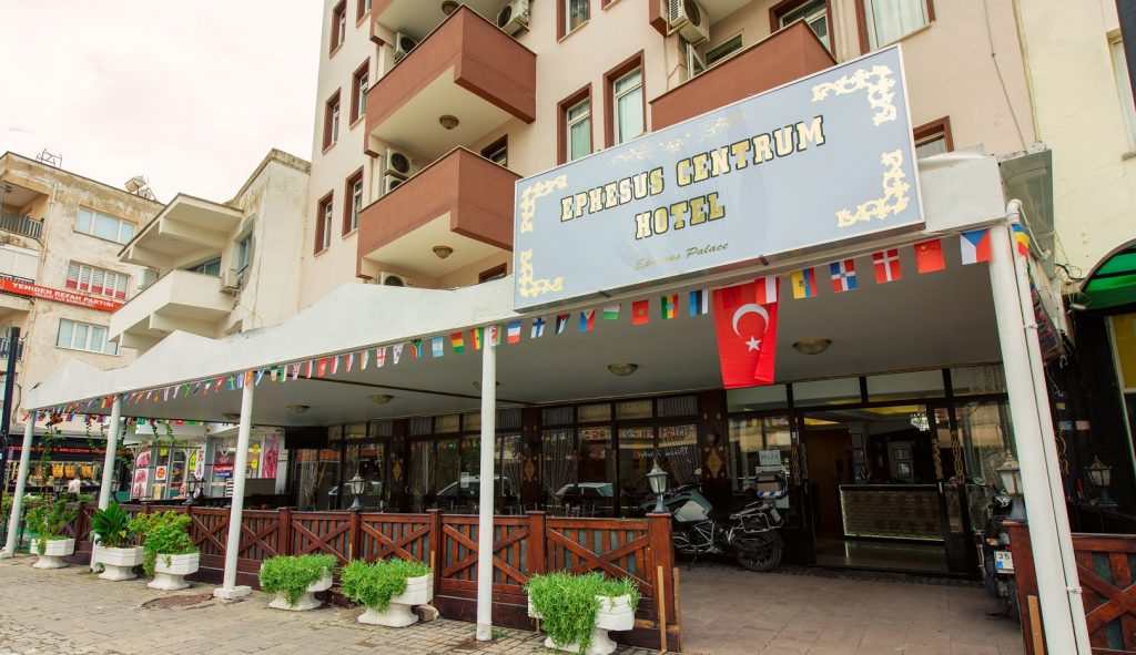 Selcuk Hotel Ephesus Centrum