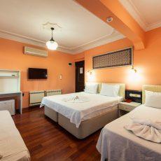 Selcuk-Ephesus-Centrum-Hotel-Quad-room