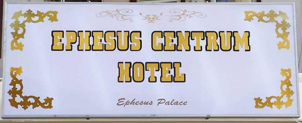 Ephesus Centrum Hotel Selcuk Logo