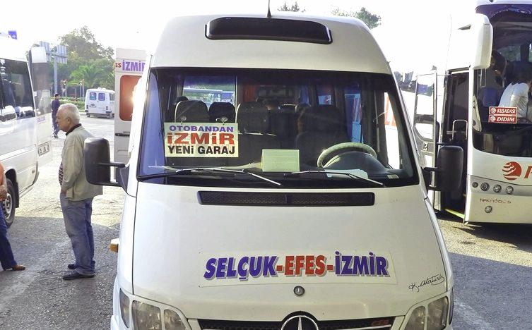 Izmir Selcuk Bus Schedule times