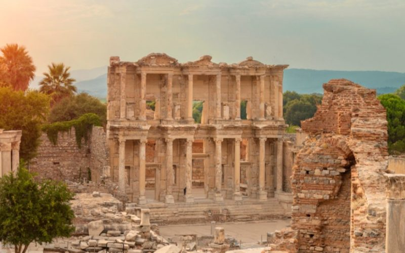 History of Selcuk