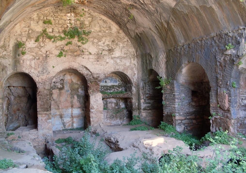 cave of the seven sleepers near ephesus selcuk