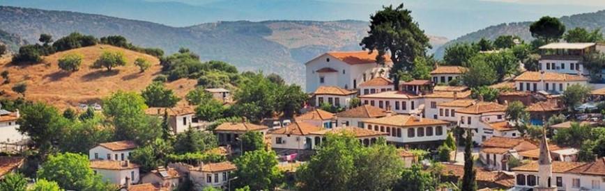Sirince greek village